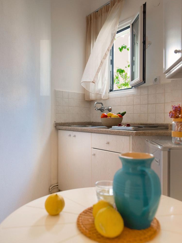 멜리사 아파트먼트(Melissa Apartments) Hotel Image 23 - In-Room Kitchen