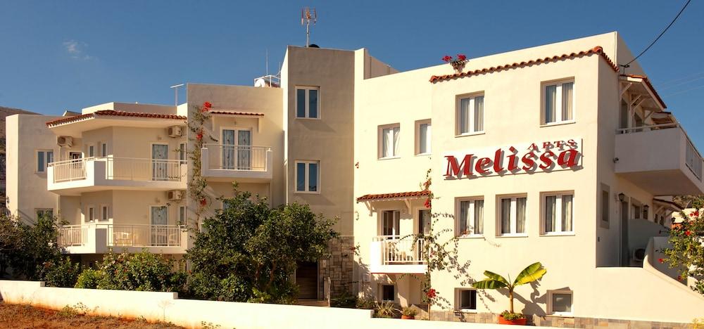 멜리사 아파트먼트(Melissa Apartments) Hotel Image 54 - Exterior