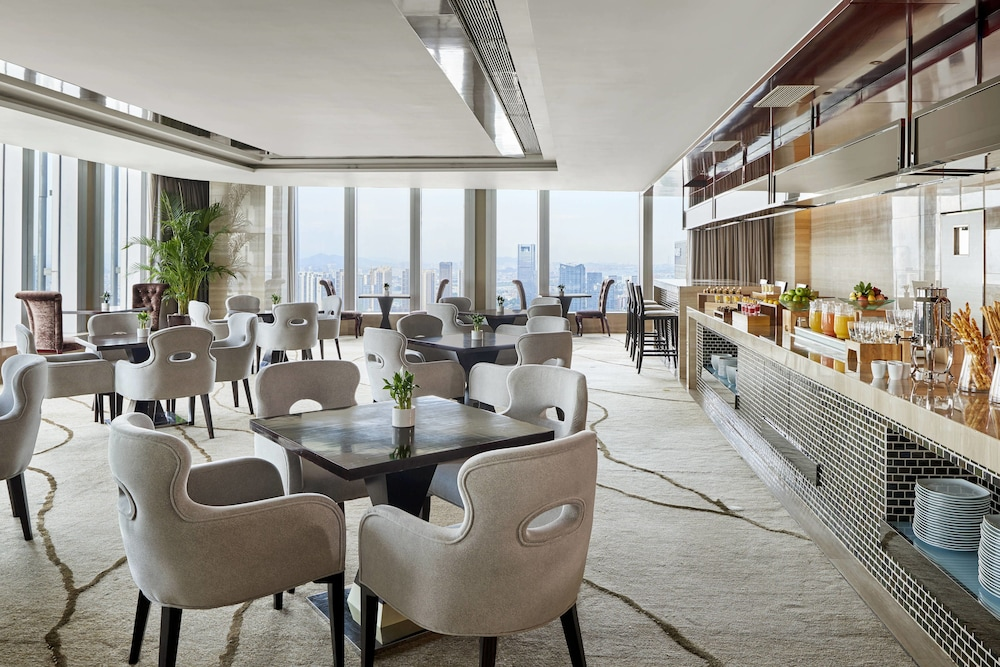 웨스틴 파조우(The Westin Pazhou) Hotel Image 24 - Terrace/Patio