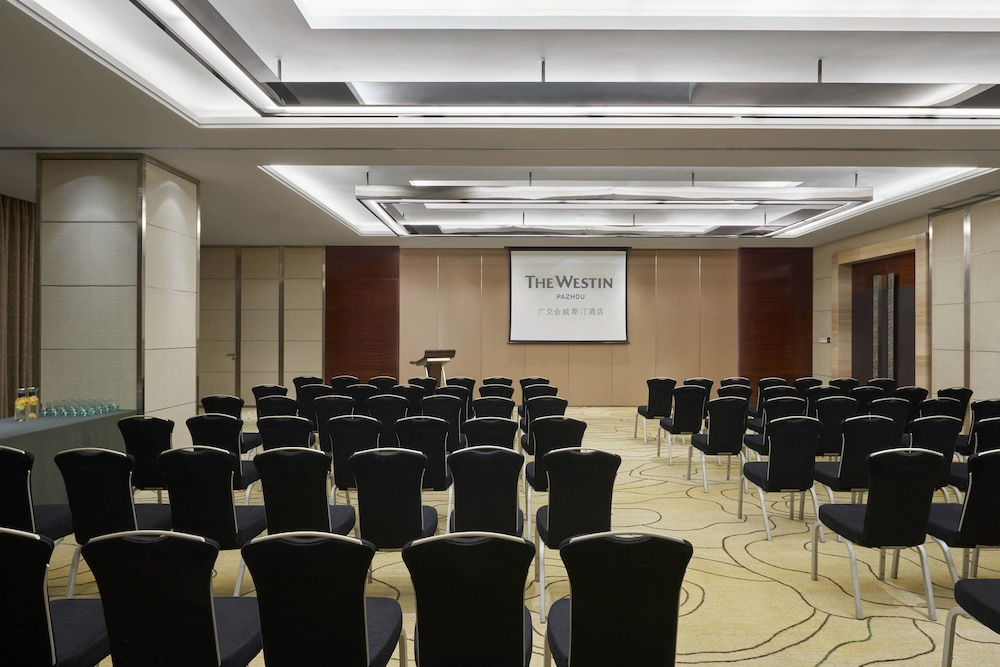 웨스틴 파조우(The Westin Pazhou) Hotel Image 51 - Meeting Facility