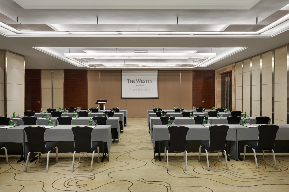 웨스틴 파조우(The Westin Pazhou) Hotel Image 53 - Meeting Facility
