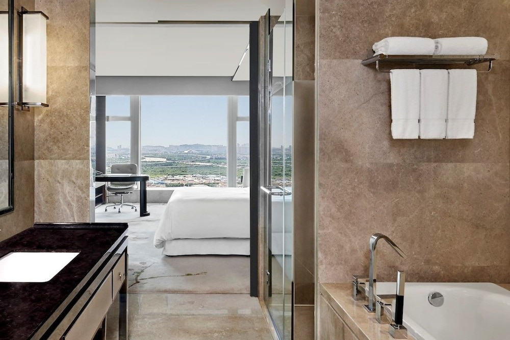 웨스틴 파조우(The Westin Pazhou) Hotel Image 30 - Bathroom