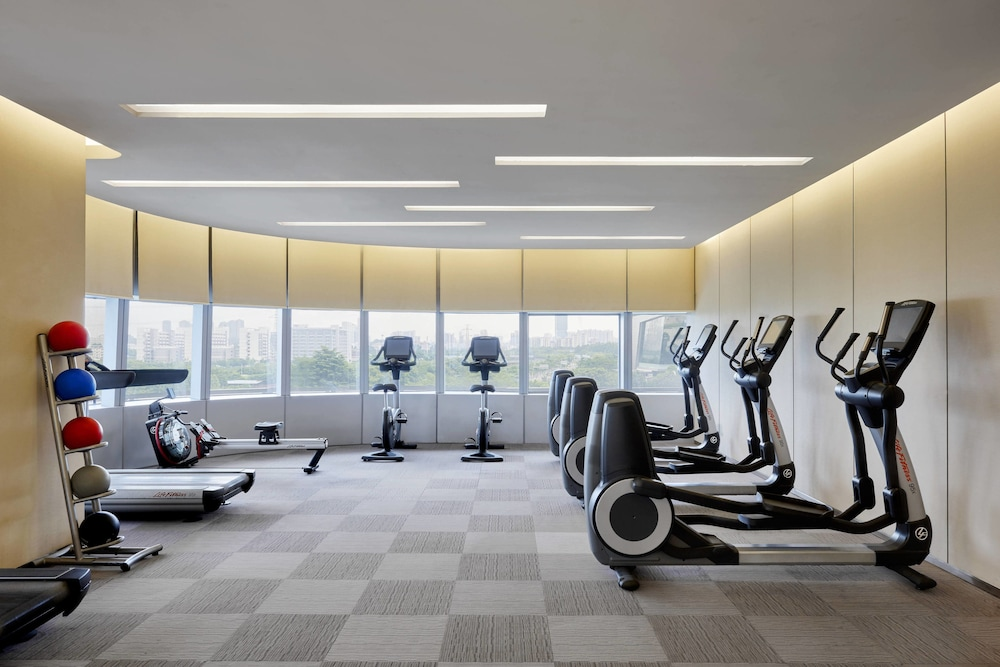 웨스틴 파조우(The Westin Pazhou) Hotel Image 35 - Fitness Facility
