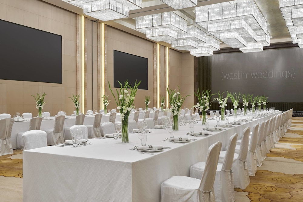 웨스틴 파조우(The Westin Pazhou) Hotel Image 49 - Indoor Wedding