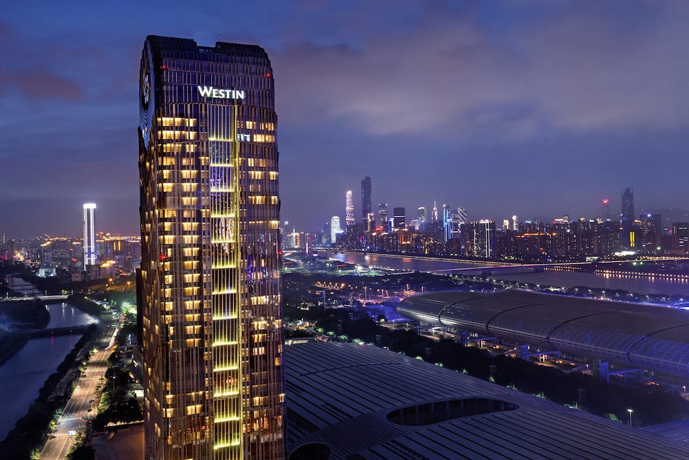 웨스틴 파조우(The Westin Pazhou) Hotel Image 29 - View from Hotel
