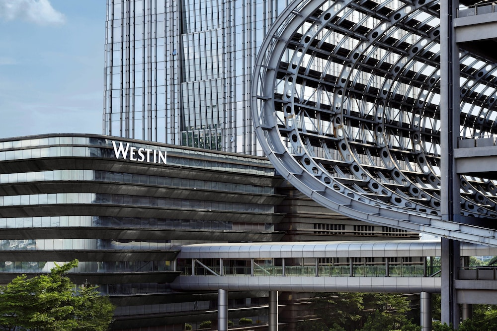 웨스틴 파조우(The Westin Pazhou) Hotel Image 0 - Featured Image