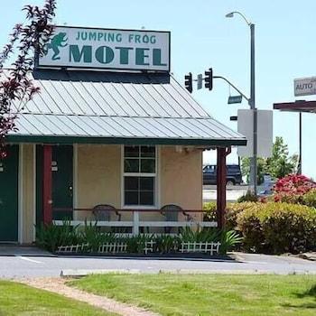 跳蛙汽車旅館 Jumping Frog Motel