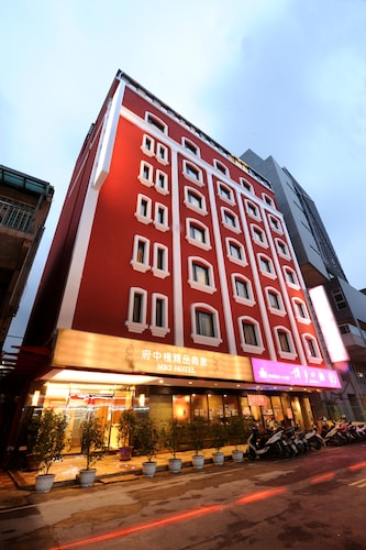 MRT Hotel, New Taipei City