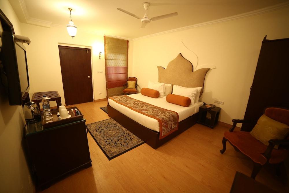 수리아우다이 하벨리 - 언 암리타라 리조트(Suryauday Haveli - An Amritara Resort) Hotel Image 2 - Guestroom
