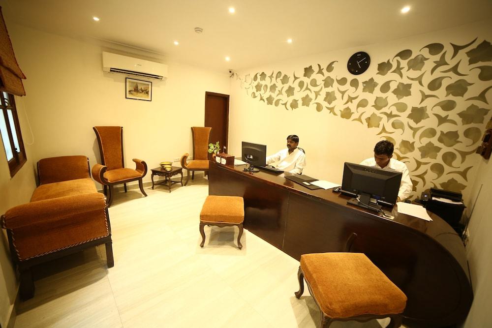 수리아우다이 하벨리 - 언 암리타라 리조트(Suryauday Haveli - An Amritara Resort) Hotel Image 9 - Reception
