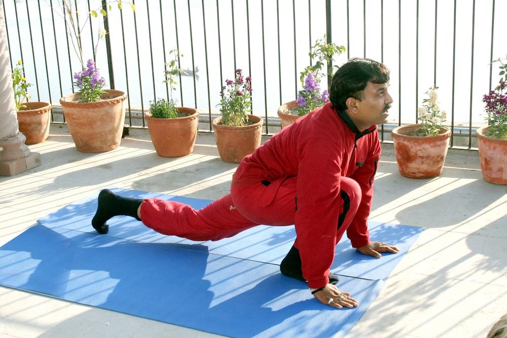수리아우다이 하벨리 - 언 암리타라 리조트(Suryauday Haveli - An Amritara Resort) Hotel Image 11 - Yoga
