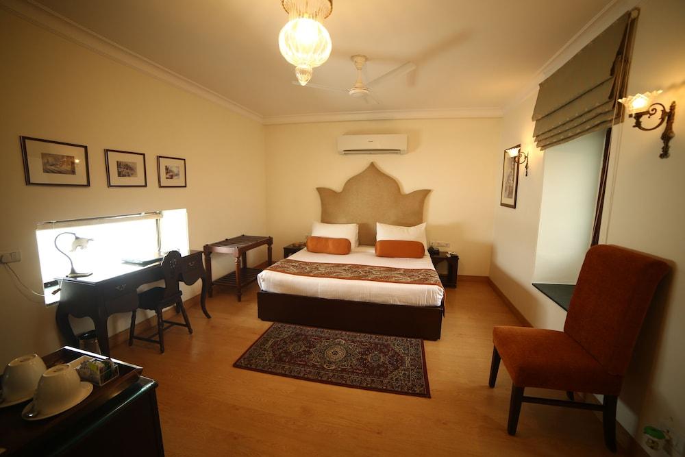 수리아우다이 하벨리 - 언 암리타라 리조트(Suryauday Haveli - An Amritara Resort) Hotel Image 4 - Guestroom