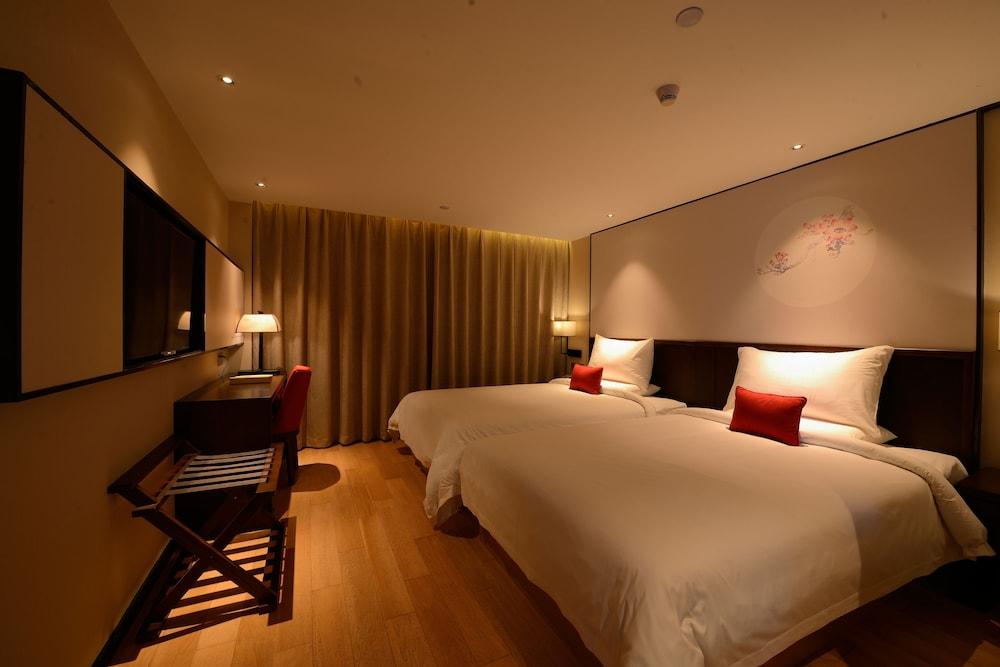 광저우 시티 조인 호텔 시파이차오 브랜치(Guangzhou City Join Hotel Shipai Qiao Branch) Hotel Image 20 - Guestroom View