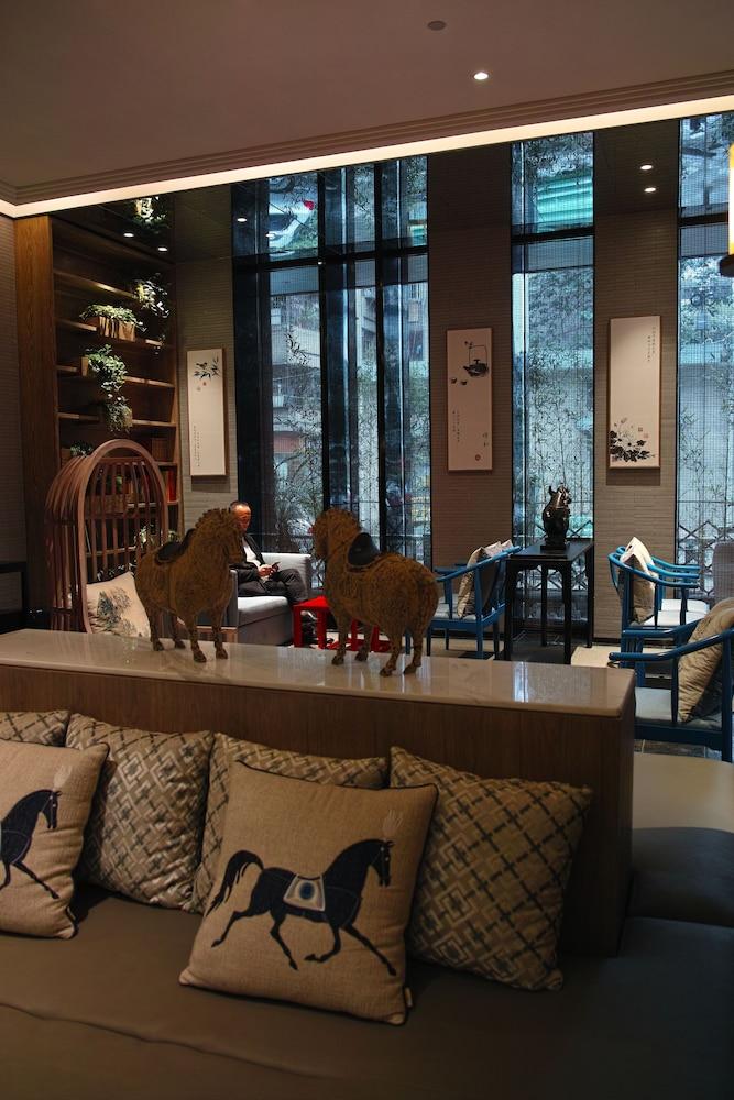 광저우 시티 조인 호텔 시파이차오 브랜치(Guangzhou City Join Hotel Shipai Qiao Branch) Hotel Image 34 - Hotel Interior