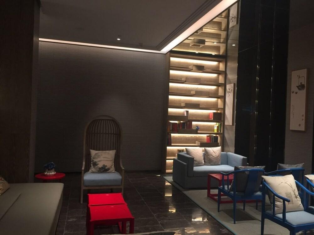 광저우 시티 조인 호텔 시파이차오 브랜치(Guangzhou City Join Hotel Shipai Qiao Branch) Hotel Image 4 - Lobby