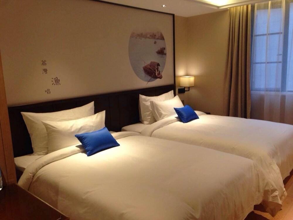 광저우 시티 조인 호텔 시파이차오 브랜치(Guangzhou City Join Hotel Shipai Qiao Branch) Hotel Image 14 - Guestroom