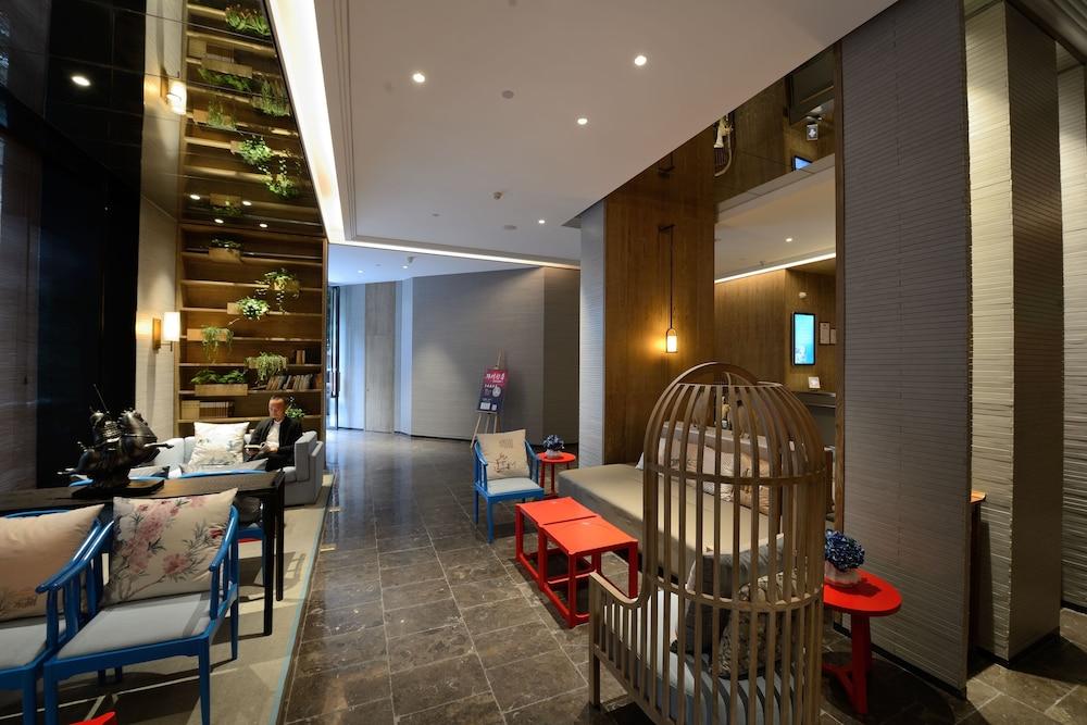 광저우 시티 조인 호텔 시파이차오 브랜치(Guangzhou City Join Hotel Shipai Qiao Branch) Hotel Image 22 - Reception