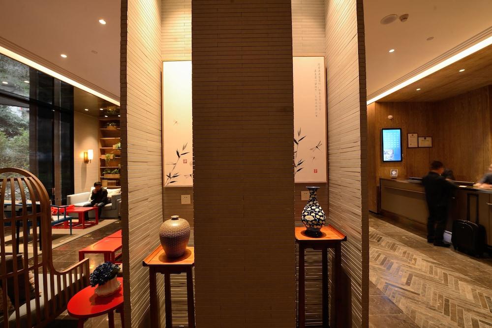 광저우 시티 조인 호텔 시파이차오 브랜치(Guangzhou City Join Hotel Shipai Qiao Branch) Hotel Image 2 - Lobby Sitting Area