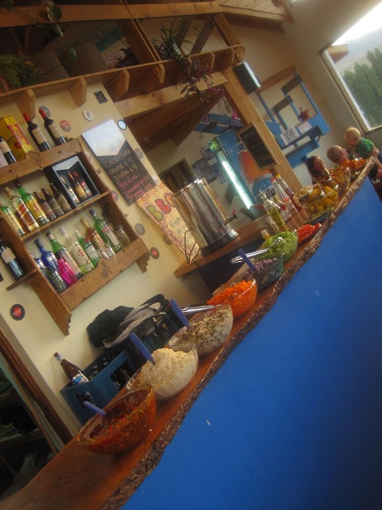 아메리카 델 수르 호스텔 엘 칼라파테(America del Sur Hostel El Calafate) Hotel Image 35 - Restaurant