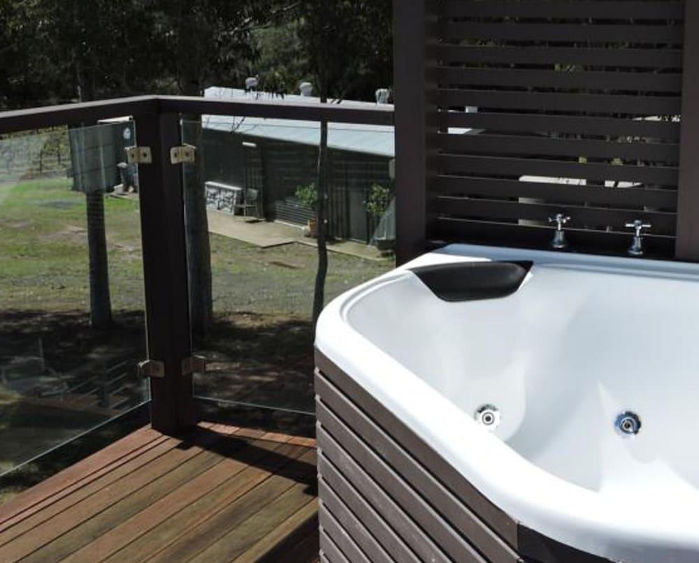 허미티지 로지(Hermitage Lodge) Hotel Image 25 - Bathroom