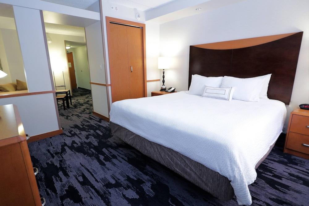 페어필드 인 & 스위트 바이 메리어트 샌안토니오 앨라모 플라자/컨벤션 센터(Fairfield Inn & Suites by Marriott San Antonio Alamo Plaza/Convention) Hotel Image 4 - Guestroom
