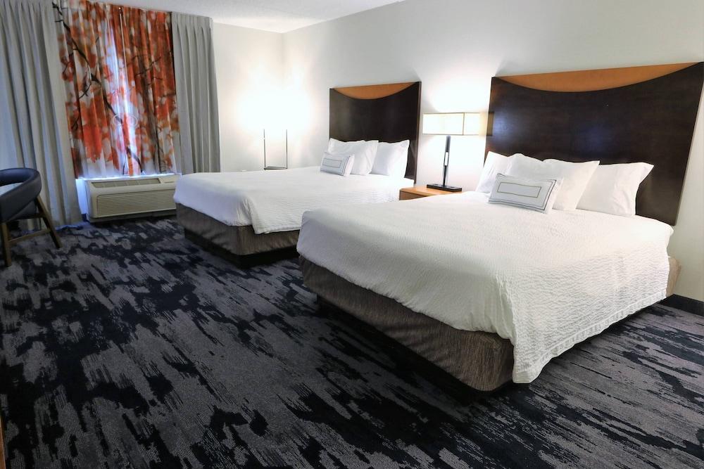 페어필드 인 & 스위트 바이 메리어트 샌안토니오 앨라모 플라자/컨벤션 센터(Fairfield Inn & Suites by Marriott San Antonio Alamo Plaza/Convention) Hotel Image 6 - Guestroom