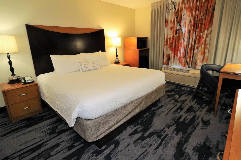페어필드 인 & 스위트 바이 메리어트 샌안토니오 앨라모 플라자/컨벤션 센터(Fairfield Inn & Suites by Marriott San Antonio Alamo Plaza/Convention) Hotel Image 7 - Guestroom