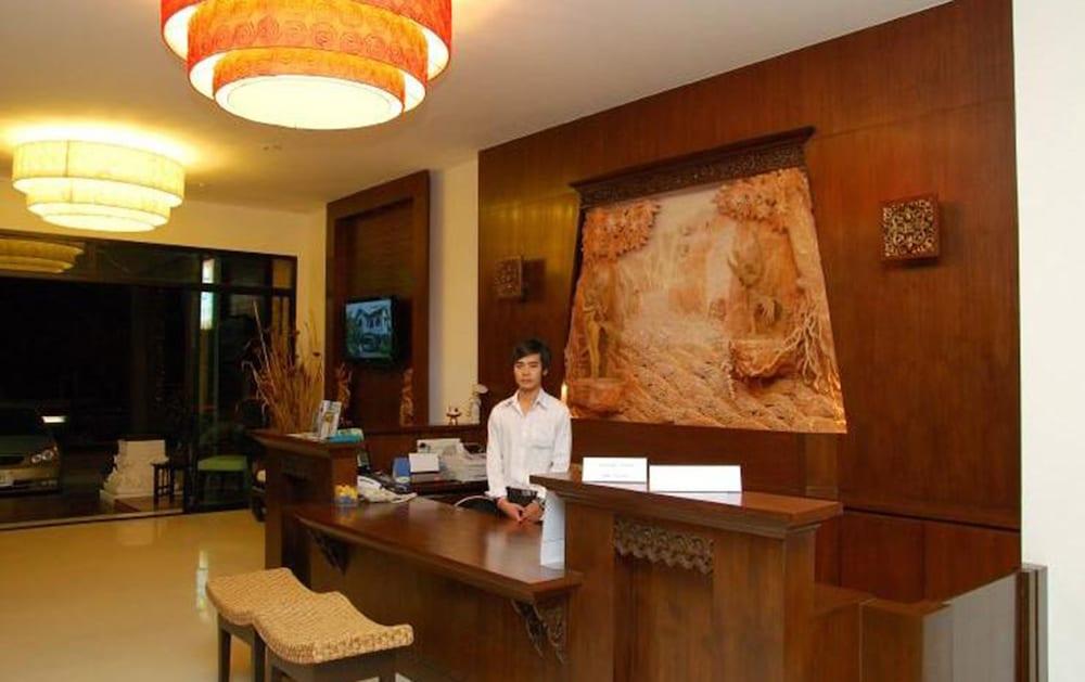 니차 후아인 호텔(Nicha Hua Hin Hotel) Hotel Image 11 - Reception