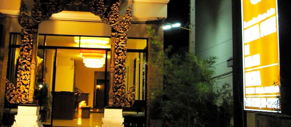 니차 후아인 호텔(Nicha Hua Hin Hotel) Hotel Image 57 - Porch