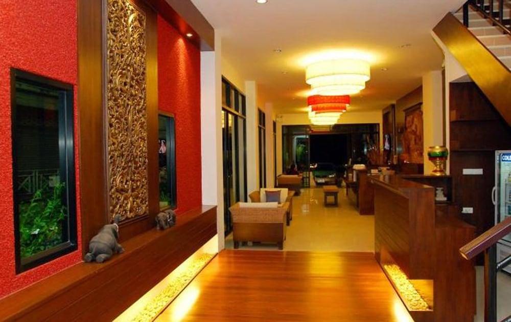 니차 후아인 호텔(Nicha Hua Hin Hotel) Hotel Image 3 - Lobby