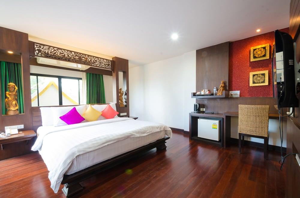 니차 후아인 호텔(Nicha Hua Hin Hotel) Hotel Image 15 - Guestroom