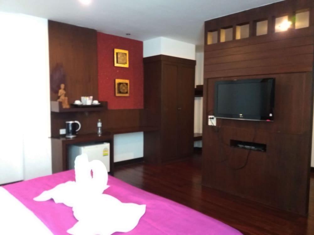 니차 후아인 호텔(Nicha Hua Hin Hotel) Hotel Image 27 - Guestroom