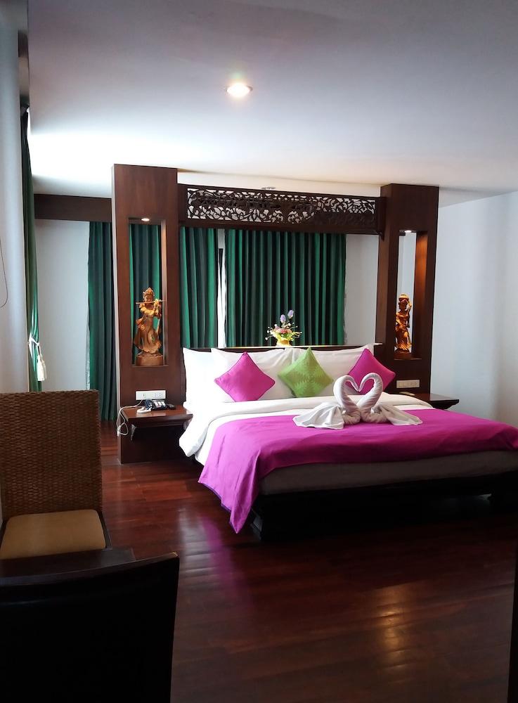 니차 후아인 호텔(Nicha Hua Hin Hotel) Hotel Image 28 - Guestroom