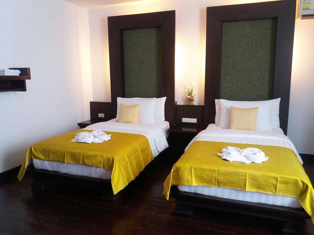 니차 후아인 호텔(Nicha Hua Hin Hotel) Hotel Image 31 - Guestroom