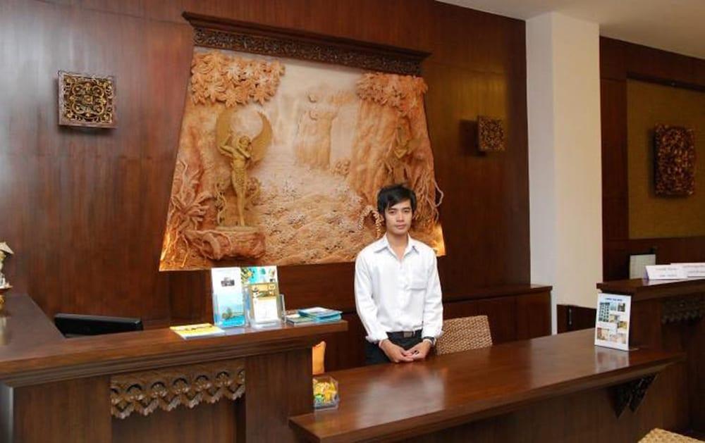 니차 후아인 호텔(Nicha Hua Hin Hotel) Hotel Image 12 - Reception
