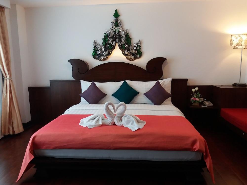 니차 후아인 호텔(Nicha Hua Hin Hotel) Hotel Image 37 - Guestroom