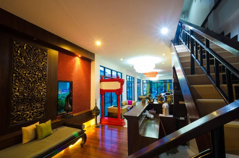 니차 후아인 호텔(Nicha Hua Hin Hotel) Hotel Image 2 - Lobby