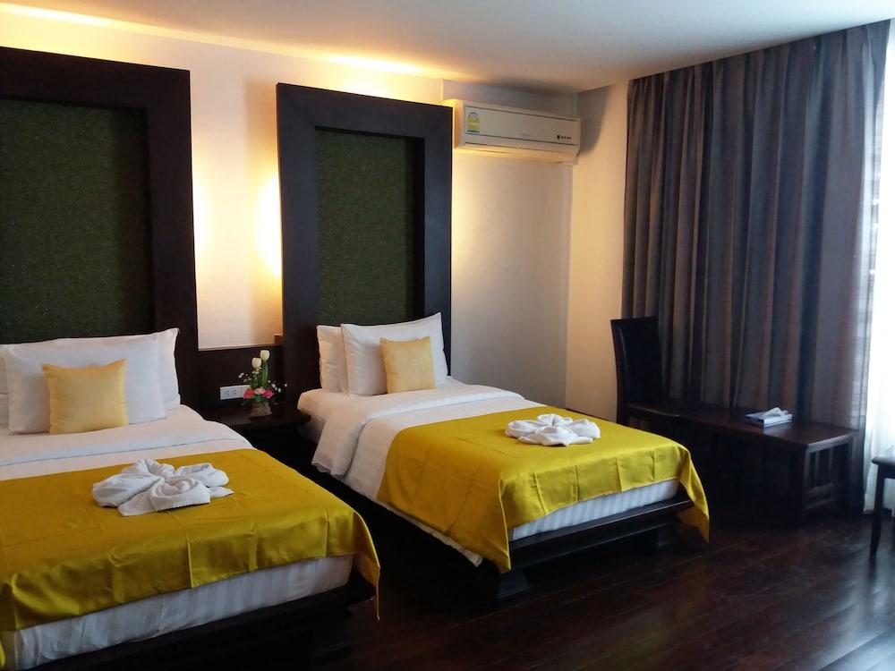 니차 후아인 호텔(Nicha Hua Hin Hotel) Hotel Image 41 - Guestroom