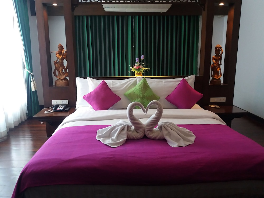 니차 후아인 호텔(Nicha Hua Hin Hotel) Hotel Image 43 - Guestroom