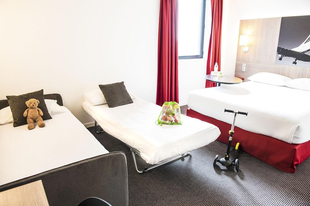 이비스 스타일스 툴루즈 시트 에스파스(ibis Styles Toulouse Cite Espace) Hotel Image 11 - Guestroom