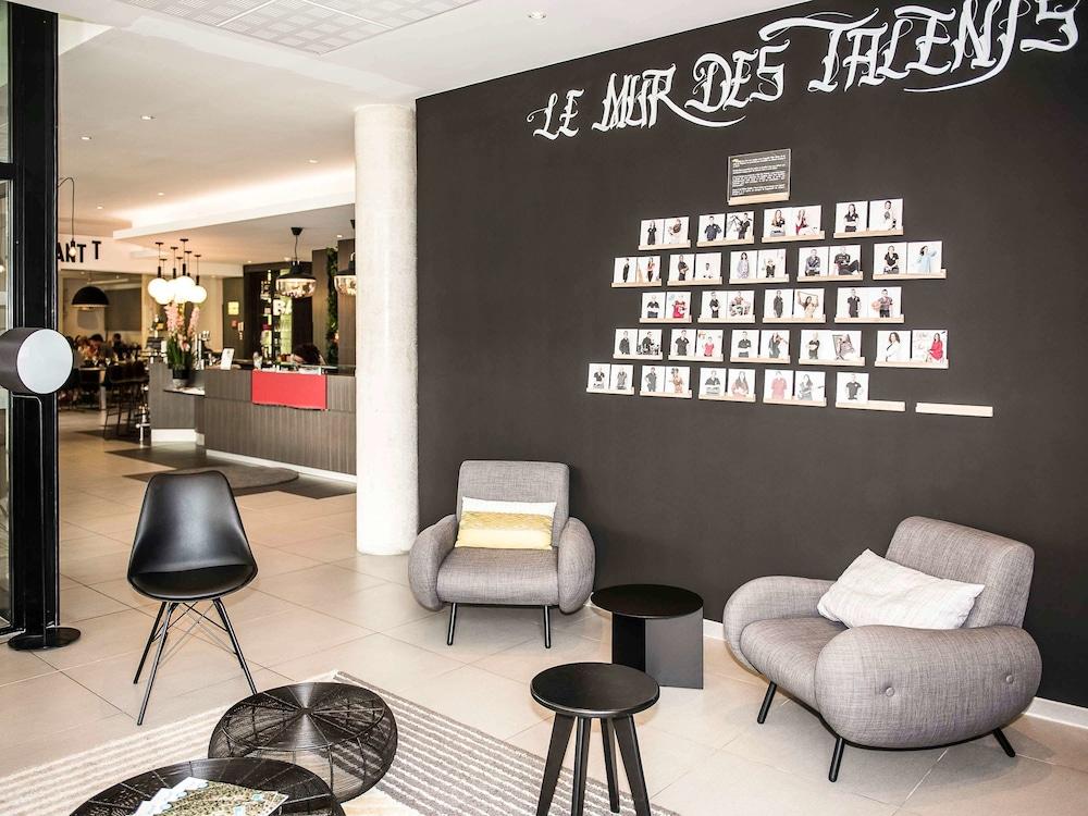 이비스 스타일스 툴루즈 시트 에스파스(ibis Styles Toulouse Cite Espace) Hotel Image 46 - Hotel Bar