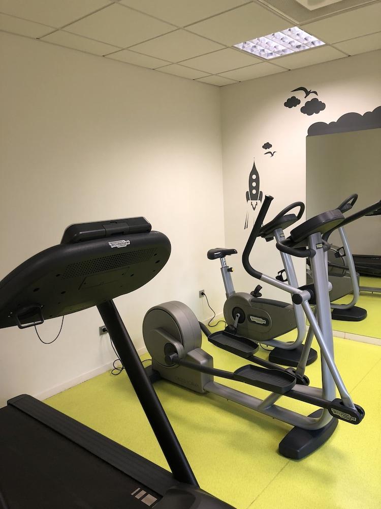 이비스 스타일스 툴루즈 시트 에스파스(ibis Styles Toulouse Cite Espace) Hotel Image 22 - Fitness Facility