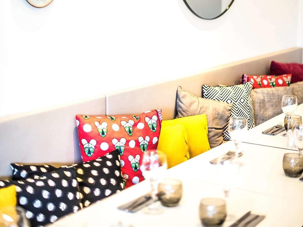 이비스 스타일스 툴루즈 시트 에스파스(ibis Styles Toulouse Cite Espace) Hotel Image 38 - Restaurant