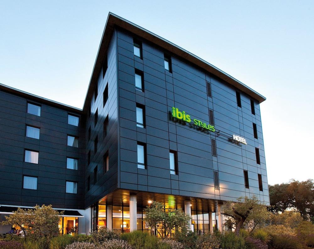 이비스 스타일스 툴루즈 시트 에스파스(ibis Styles Toulouse Cite Espace) Hotel Image 60 - Hotel Front