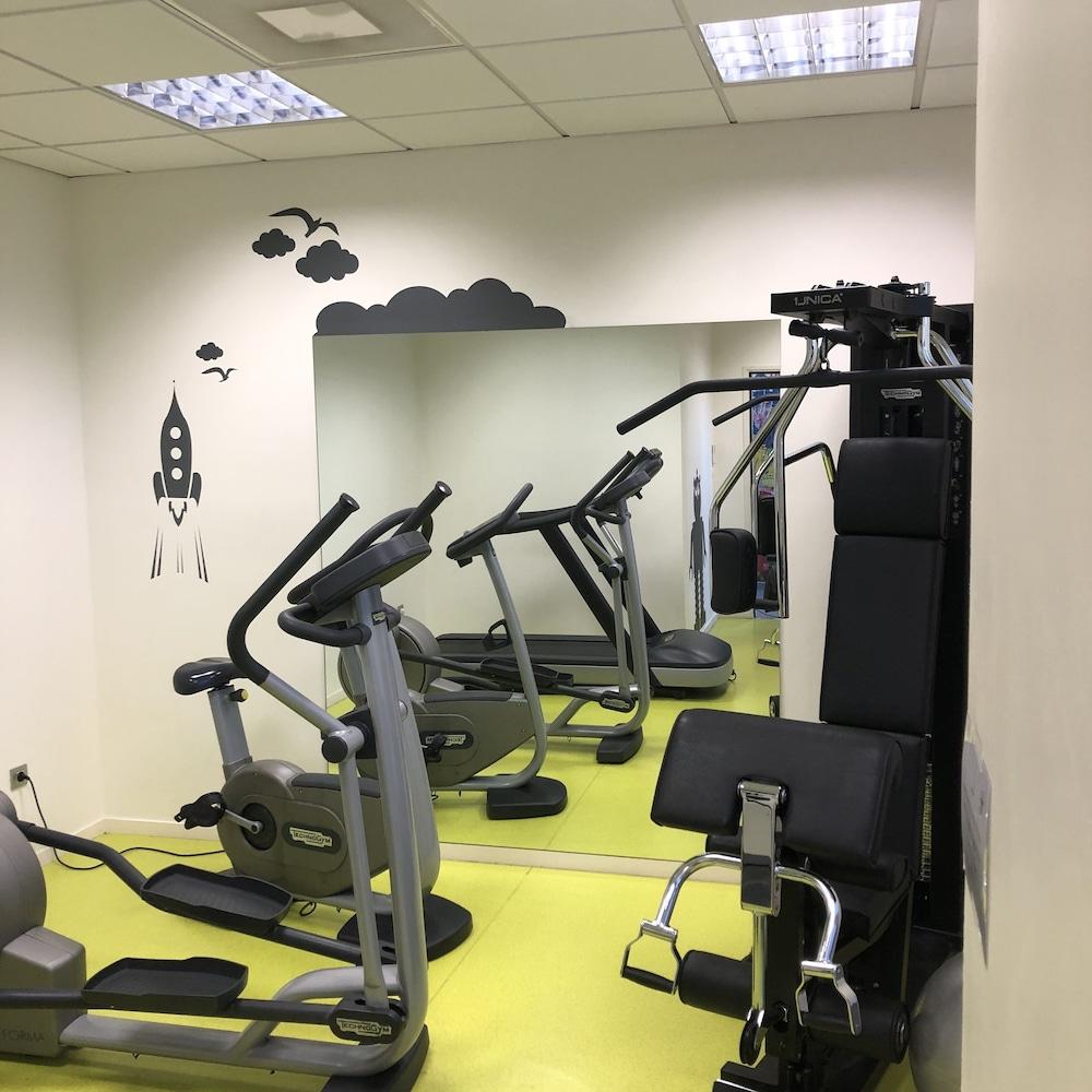 이비스 스타일스 툴루즈 시트 에스파스(ibis Styles Toulouse Cite Espace) Hotel Image 24 - Fitness Facility