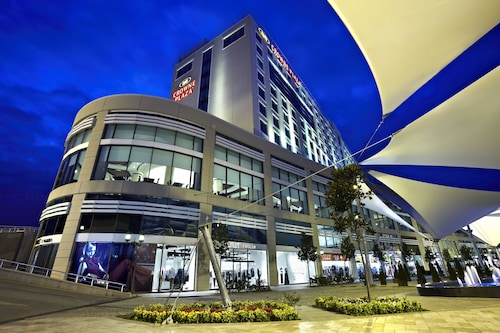 . Crowne Plaza Hotel Istanbul - Asia
