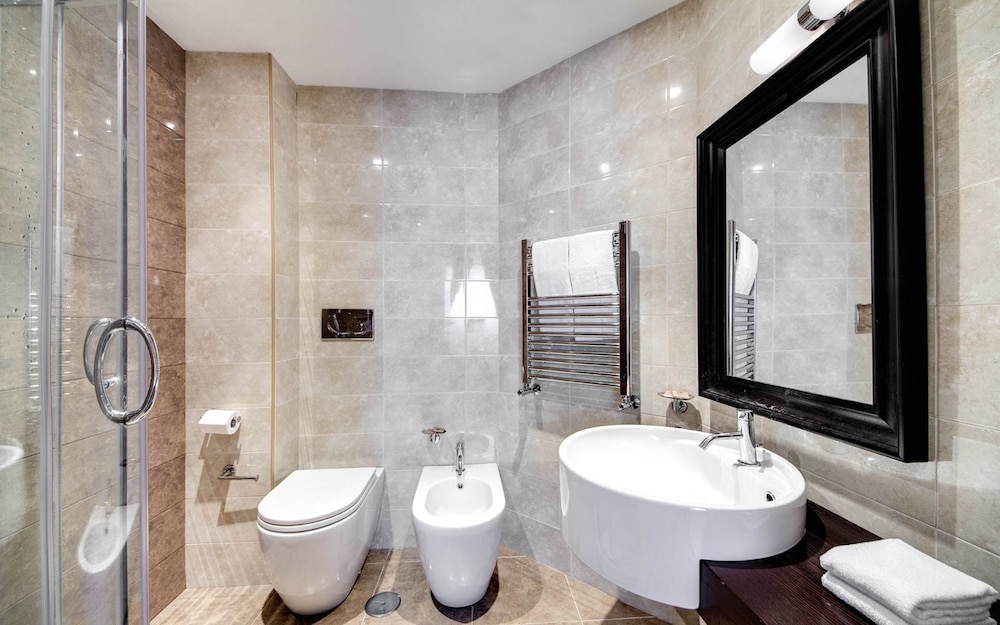 도미지아 상크티 안젤리(Domizia Sancti Angeli) Hotel Image 19 - Bathroom