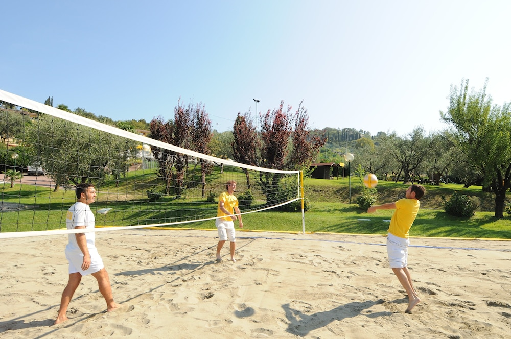 포이아노 리조트 아파트먼츠(Poiano Resort Apartments) Hotel Image 21 - Sports Facility
