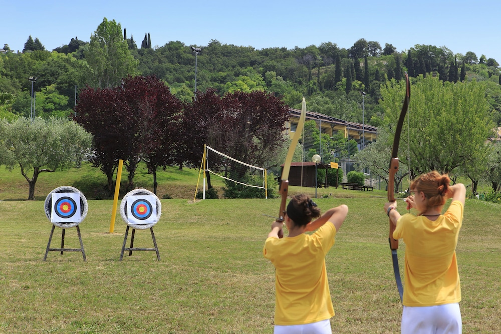 포이아노 리조트 아파트먼츠(Poiano Resort Apartments) Hotel Image 24 - Archery