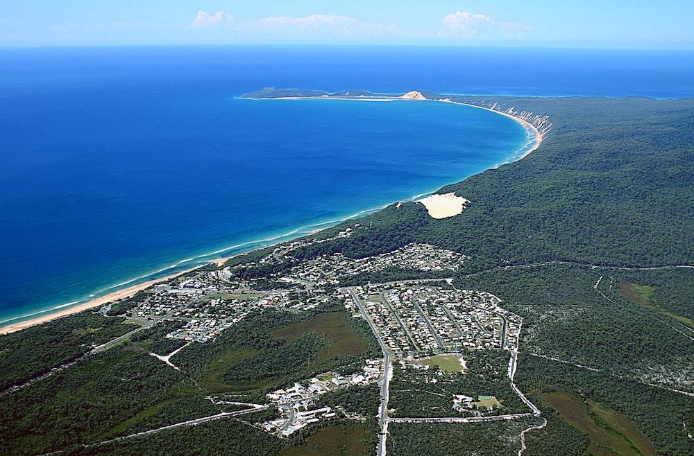 레인보우 겟어웨이 홀리데이 아파트먼트(Rainbow Getaway Holiday Apartments) Hotel Image 17 - Aerial View